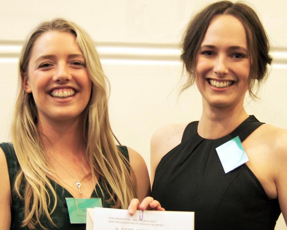 Billi McCarthy-Price and Hannah Massingham | Sport