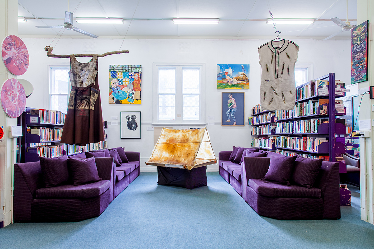 The Women's Library | Arts